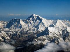 Mount Everest Is Melting