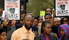 trayvon martin shouts filing hints at new zimmerman defense strategy