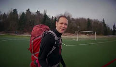 richard swanson, man dribbling soccer ball to brazil for 2014 world cup, killed in oregon