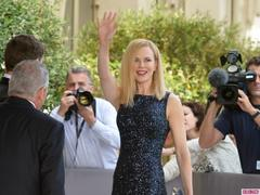 Nicole Kidman Upstages Everyone With Flawless Arrival in Cannes