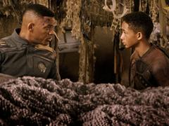 Awkward Press Haunting Will Smith Prior to 'After Earth' Release