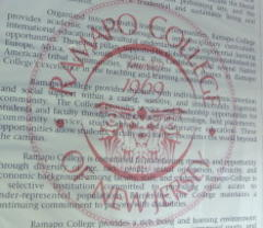 Ramapo Ranks on Return-on-Investment College List