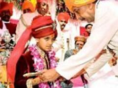 jaipur's nine-year-old prince becomes sirmaur maharaja