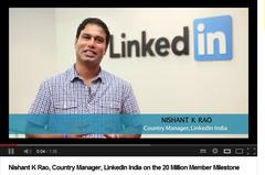 LinkedIn India Crosses the 20 Million Member Milestone